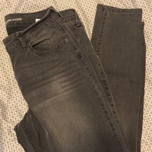 Like new gray jeans